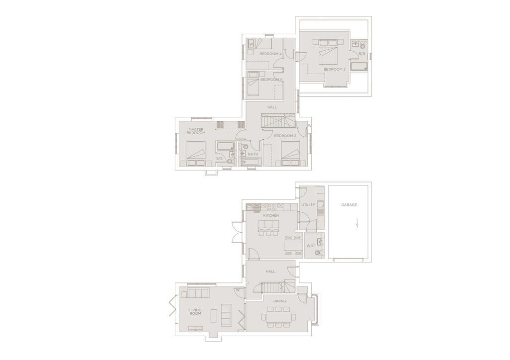 Floorplan: Plot 11