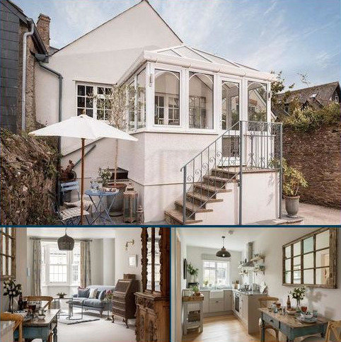 1 bedroom end of terrace house for sale - South Street, Totnes