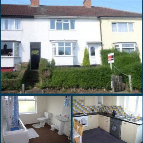 2 bedroom terraced house to rent - 138 Chinn Brook Road