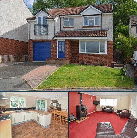 5 bedroom detached house for sale - Falkland Drive, Kingsteignton
