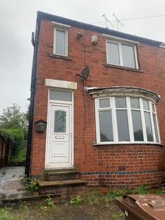 3 bedroom semi-detached house to rent - Handsworth Crescent, Sheffield, South yorkshire, S9 4BQ