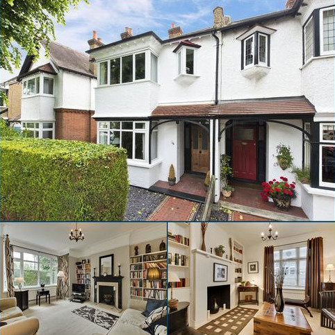 4 bedroom semi-detached house for sale - Kings Drive, Thames Ditton, Surrey, KT7