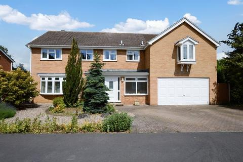 4 bedroom detached house for sale - 5 Heather Close, Woodhall Spa