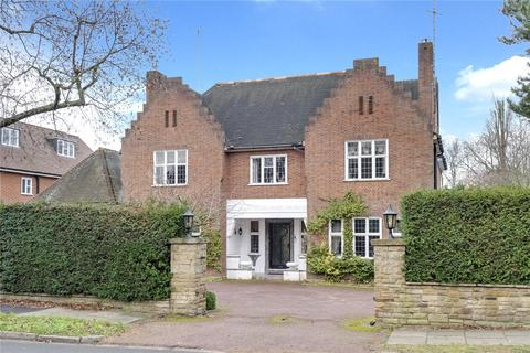 6 bedroom detached house for sale - Winnington Road, Hampstead Garden Suburb, London, N2