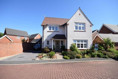 4 bedroom detached house for sale - 44, Gerddi'r Afon, Brynmenyn, Bridgend CF32 9LN