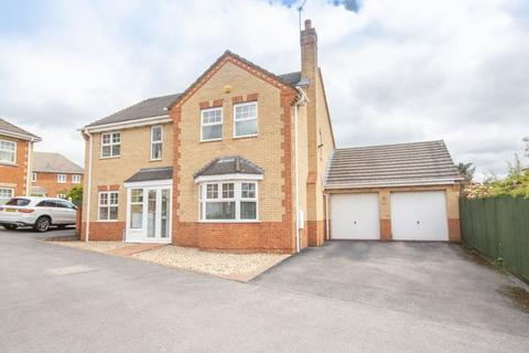 4 bedroom detached house to rent - CARDINAL CLOSE, OAKWOOD, DERBY