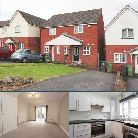 2 bedroom terraced house to rent - Castle Mount, Exeter