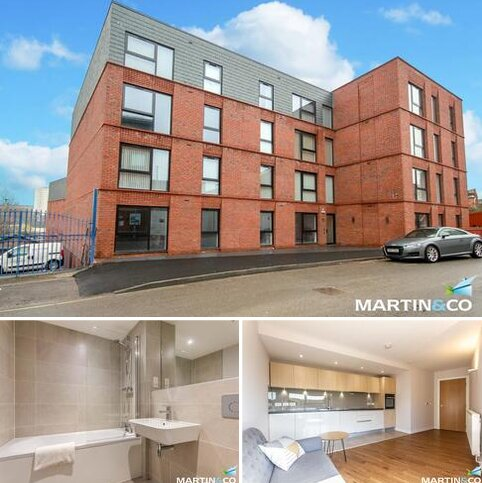 2 bedroom apartment for sale - Jewel Court, Legge Lane, Jewellery Quarter, B1