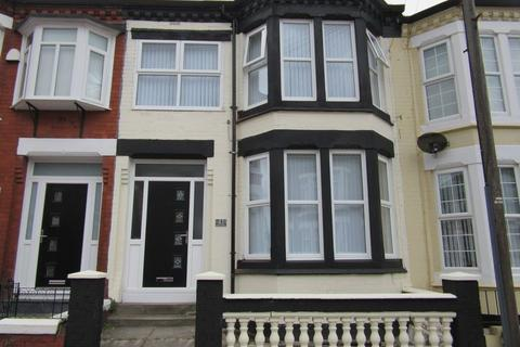 3 bedroom terraced house for sale - Trevor Road, Liverpool, L9 8DY
