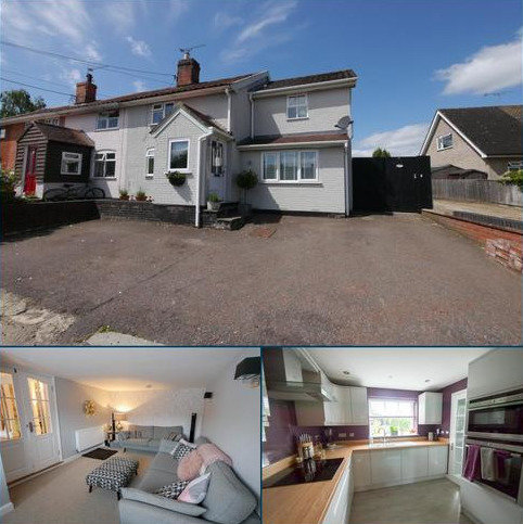 3 bedroom end of terrace house for sale - Great Back Lane, Debenham, Suffolk