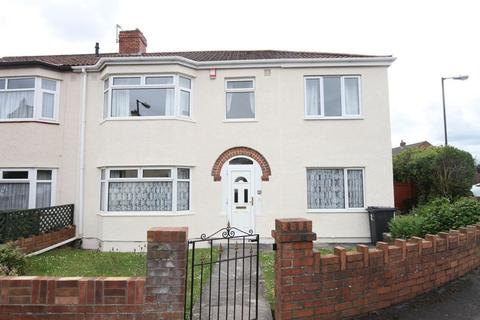 4 bedroom semi-detached house for sale - St. Aidans Road, Bristol