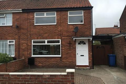 3 bedroom semi-detached house to rent - LET ME.... 3 Bed Semi Detached House, 48 Brookland Road, Bridlington, YO16 4HB