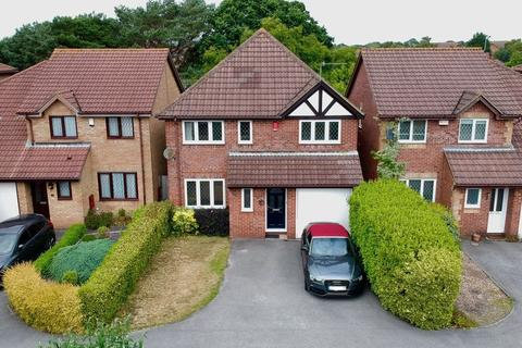 4 bedroom detached house for sale - Isaacs Close, Talbot Village