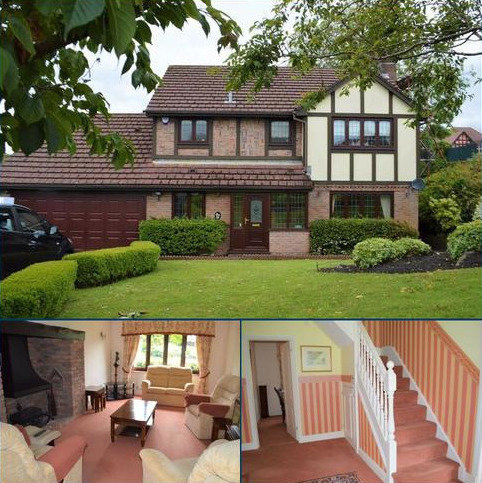 4 bedroom detached house for sale - Llythrid Avenue, Swansea, SA2