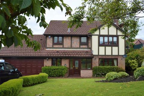 4 bedroom detached house for sale - Llythrid Avenue, Swansea, SA2