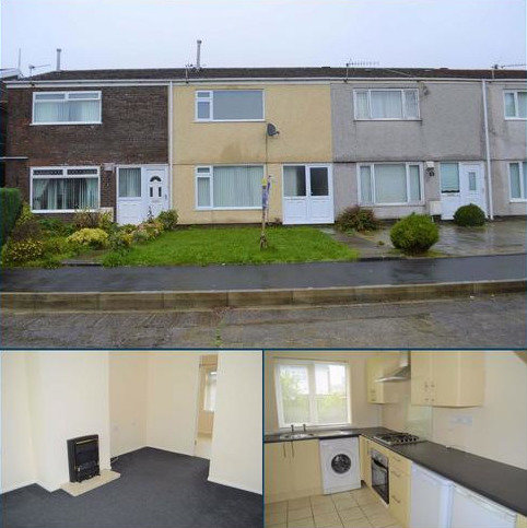 2 bedroom terraced house for sale - Aneurin Way, Swansea, SA2