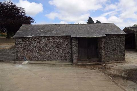 2 bedroom property with land for sale - Woodhouse Farm, Queens Nympton, South Molton, Devon, EX36