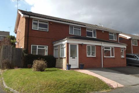 3 bedroom terraced house for sale - Alderney Gardens, Kings Norton, Birmingham B38 8YW