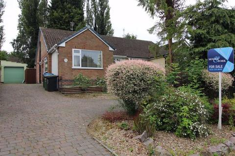 3 bedroom semi-detached bungalow for sale - Main Street, Scraptoft