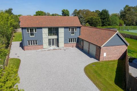 5 bedroom detached house for sale - Gents Lane, Shimpling