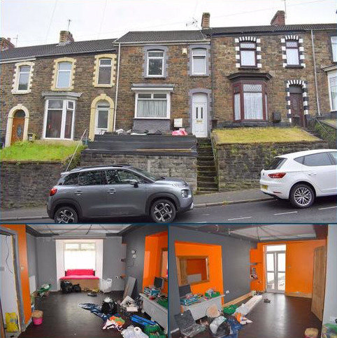2 bedroom terraced house for sale - Terrace Road, Swansea, SA1