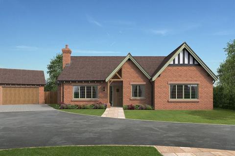 3 bedroom detached bungalow for sale - Plot 13, The Elm, Bunbury