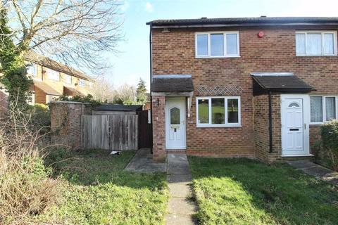 2 bedroom end of terrace house to rent - Merlin Walk, Eaglestone, Milton Keynes, MK6