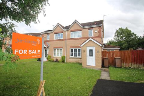 3 bedroom semi-detached house for sale - Angus Crescent, North Shields