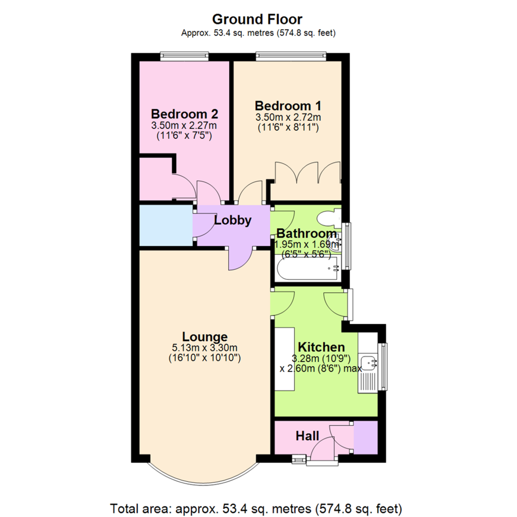 Floorplan: Property Floorplan