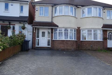 3 bedroom semi-detached house to rent - Woolacombe Lodge Road, Birmingham