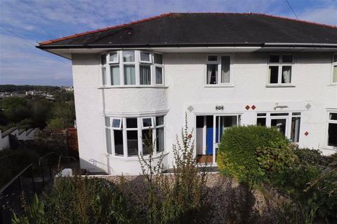 3 bedroom semi-detached house for sale - Penparcau Road, Aberystwyth, Ceredigion, SY23