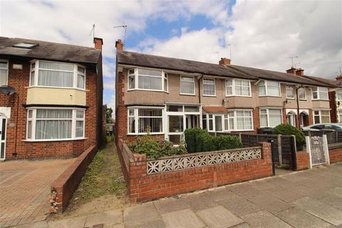 3 bedroom end of terrace house for sale - Glencoe Road, Coventry
