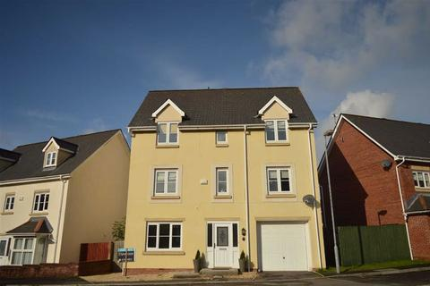4 bedroom detached house for sale - Millwood Gardens, Swansea, Swansea