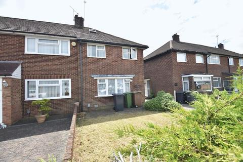 2 bedroom end of terrace house to rent - Dallow Road, Luton