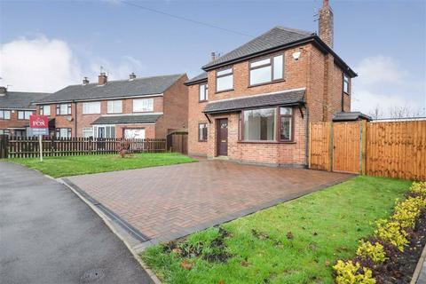 3 bedroom detached house for sale - Wolvey