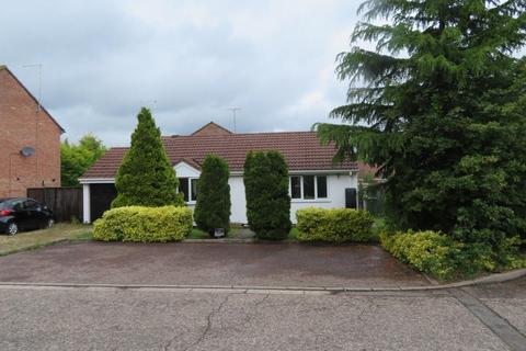 2 bedroom detached bungalow for sale - Wainwright, Peterborough