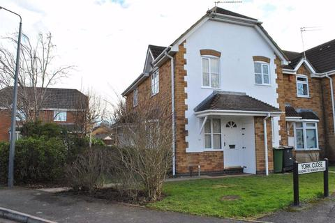 1 bedroom end of terrace house to rent - Lingfield Park, Downend, Bristol
