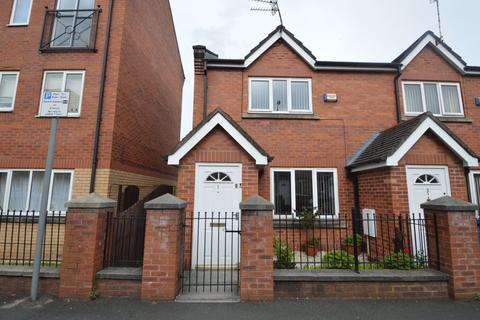 2 bedroom house to rent - Nash Street, Manchester