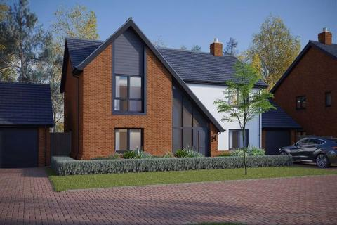 3 bedroom detached house for sale - Kingswood Place, Old Warwick Road, Lapworth