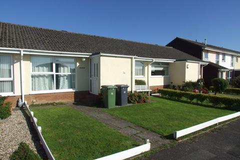2 bedroom terraced bungalow to rent - West Meadow Close, Braunton, EX33