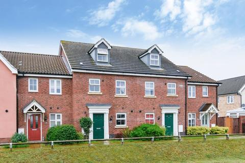 3 bedroom terraced house for sale - Spearmint Way, Red Lodge, IP28 8WJ