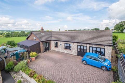 3 bedroom detached bungalow for sale - Troed Y Fenlli, Llanbedr Dyffryn Clwyd, Ruthin