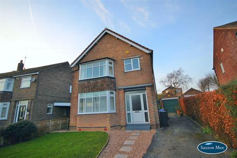 3 bedroom detached house to rent - 12 Wollaton Road, Bradway, Sheffield, S17 4LE