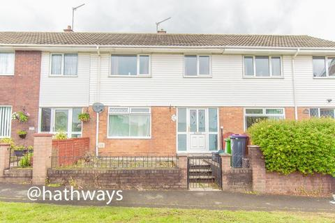 3 bedroom terraced house for sale - Henllys Way, Cwmbran