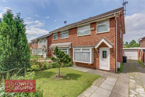 3 bedroom semi-detached house for sale - Claremont Avenue, Garden City, Deeside, Flintshire