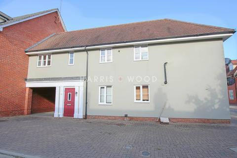 2 bedroom coach house to rent - Hatcher Crescent, Colchester, CO2