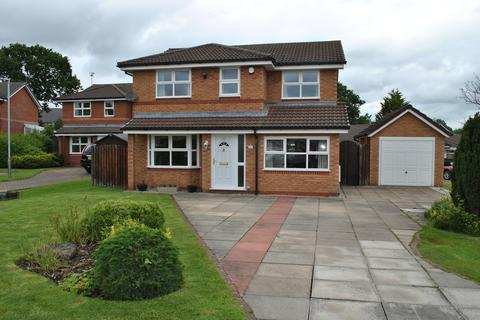 4 bedroom detached house for sale - Beeston Close, Middlewich