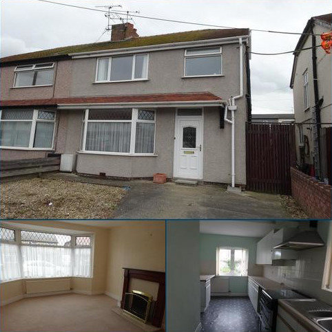 3 bedroom semi-detached house to rent - Clwyd Avenue, Abergele