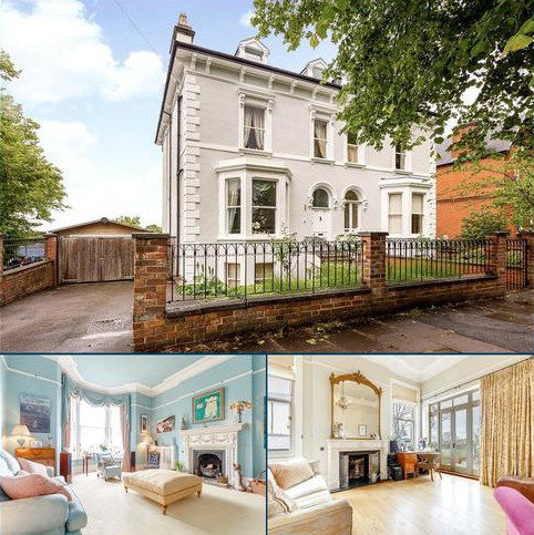5 bedroom semi-detached house for sale - Christchurch Road, Cheltenham, Gloucestershire, GL50