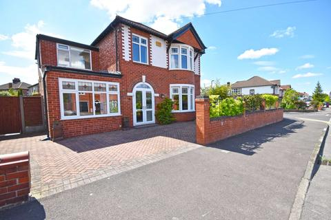4 bedroom detached house for sale - Queens Road, Cheadle Hulme